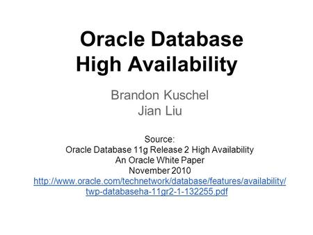 oracle database 10g oracle rac handbook pdf free