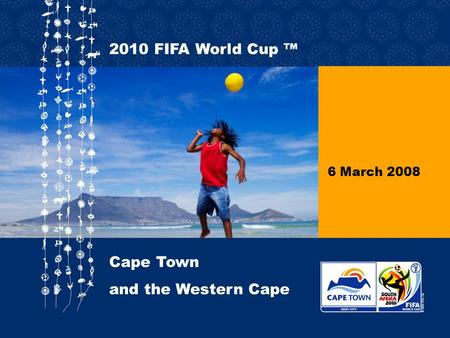 "Institutional Arrangements SAFA (OAA) ""Show"" National Government (Government Guarantees) ""Stage"" FIFA ""Franchise Owner"" 2010 FIFA World Cup SA 2010 Organising."