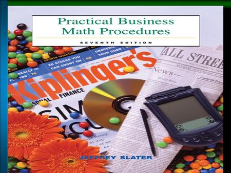 1-1. 1-2 Chapter 1 Whole Numbers; How to Dissect and Solve Problems McGraw-Hill/Irwin Copyright © 2003 by The McGraw-Hill Companies, Inc. All rights reserved.