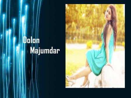 Page 1 Dolon Majumdar. Page 2  Hi, this is Dolon, from kolkata. Working in Event management industry for more than 2 long years, have done so many of.