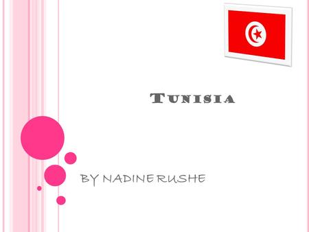 T UNISIA BY NADINE RUSHE. FACTS POPULATION 9,900,000 AREA 154,530 square km CAPITAL Tunis LANGUAGE Arabic EDUCATION is free.