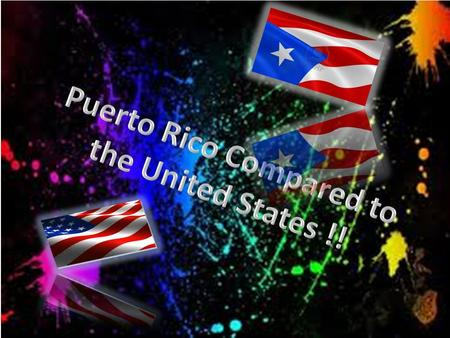 Puerto Rico Vs. United States Puerto rico is a self-governing commonwealth in association with the United States. The chief of state is the President.