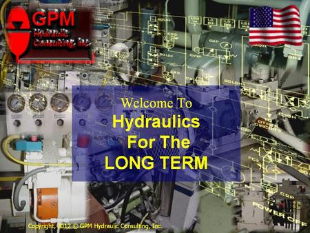 Hydraulics For The Long Term