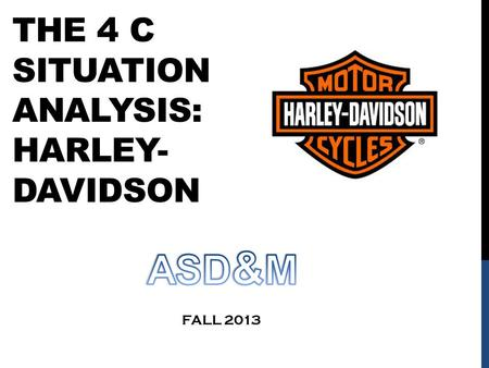 "harley davidson pest analysis [meteor_slideshow slideshow=""arp1″] you are going to cover quite a bit of ground in this case assignment because you are tasked with considering what might be included in a pest and porter's."