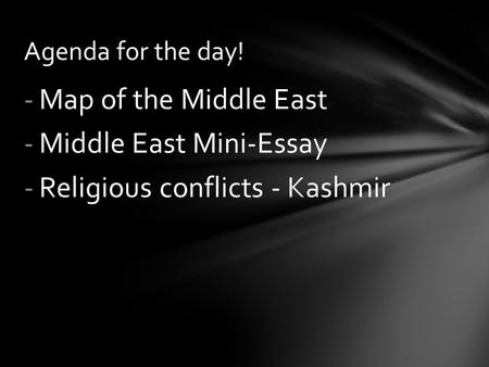 Issue of kashmir essay