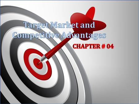 Target Market A target market is a group of customers that the business has decided to aim its marketing efforts and ultimately its merchandise.
