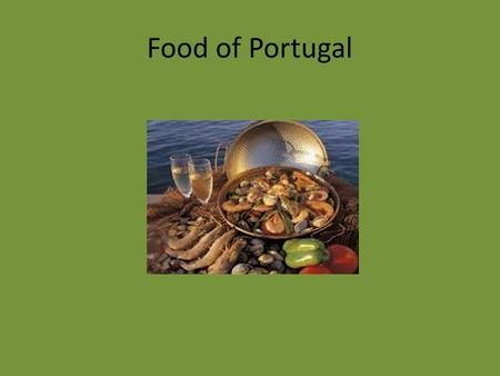 Food of Portugal. Fish like Sardines is eaten often in Portugal.
