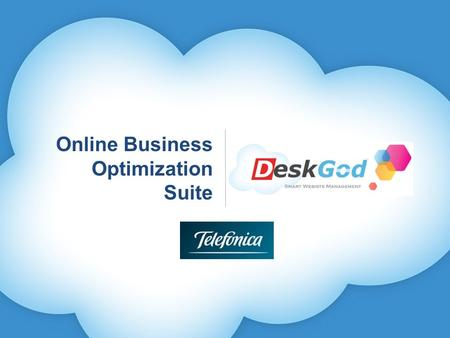 Online Business Optimization Suite. All About DeskGod.com DeskGod is provider of Next-generation online- business optimization software. DeskGod's software,