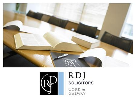 Professional Indemnity Insurance & the Court Process An Overview by Donal Twomey Tel : 021 4802700