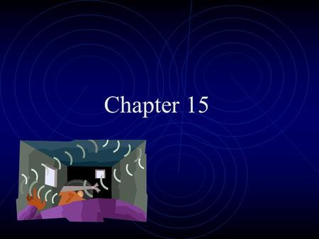 Chapter 15 The Nature of Sound What is Sound??? Sound is a Longitudinal Wave traveling through matter.