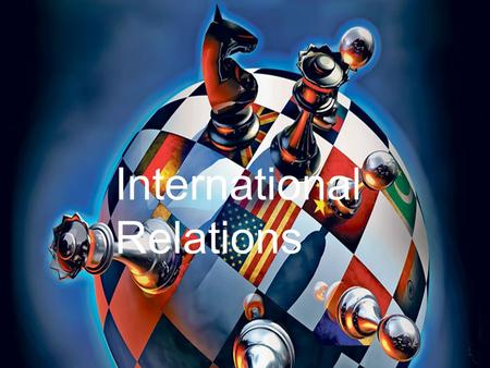 International Relations. Ali G interview with James Baker on international relations:  9El33k