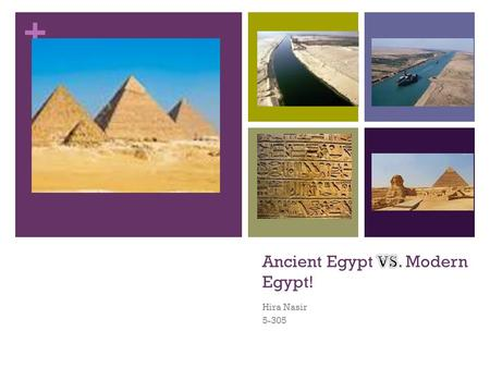 an analysis of the ancient egypts contribution to the impressionable impact on the modern day Make a contribution or set up a  by memri in its analysis,  is the most troubling, being an ancient antecedent of more familiar modern totalitarian.