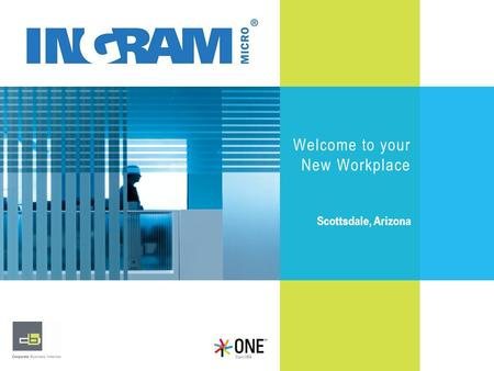 Welcome to your New Workplace Scottsdale, Arizona.