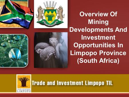 an overview of the mining industry of south africa