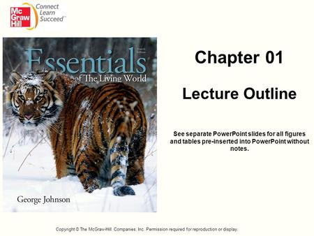 Chapter 01 Lecture Outline