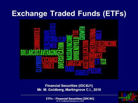 Forex etfs list