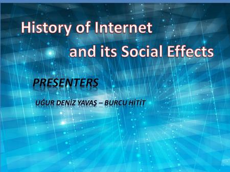 the internet is a global system The history and growth of the internet  the internet defined the internet refers to the global information system that is logically linked together by a globally .