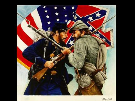 Civil war Start: April 12,1861 End: April 9,1865.
