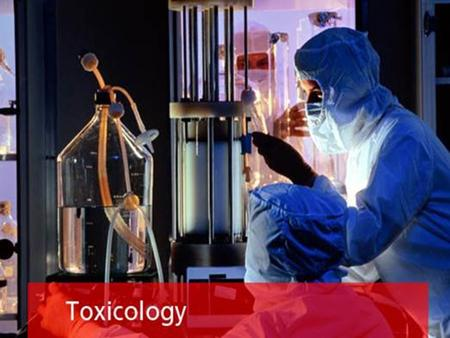 What is toxicology? Toxicology is the study of the adverse effects of chemicals on living organisms. It is the study of symptoms, mechanisms, treatments,