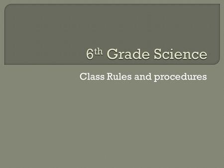 Class Rules and procedures.  Sit in your assigned seat and fill out your agenda:  1. Forms (bring filled out as soon as possible!)  2. Sign Science.