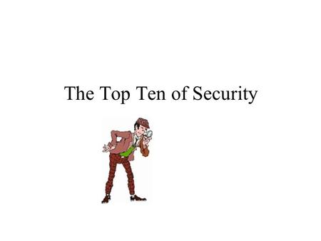 web application security best practices ppt