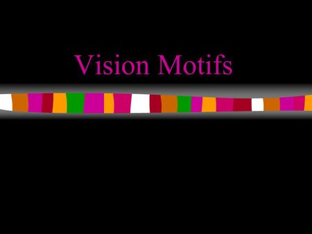 Vision Motifs. The visions of the Invisible Man and surrounding characters are displayed through eyes, impaired vision, veils & blindfolds, and other.