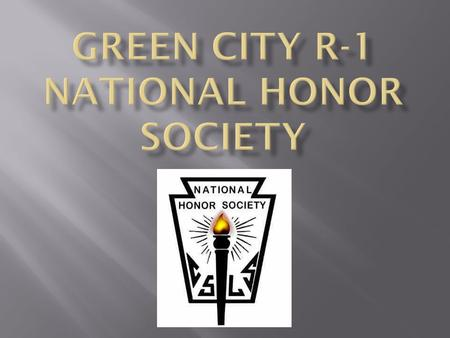  National Honor Society (NHS) are more than just an honor roll, you must have at least a 3.3 GPA. Each Honor Society chapter establishes rules for membership.