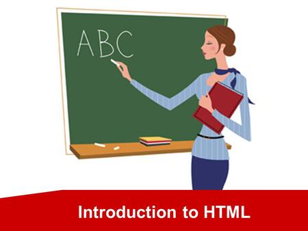 Introduction to HTML. What is a Web site? A collection of pages or files linked together and available on the World Wide Web What do you need to create.