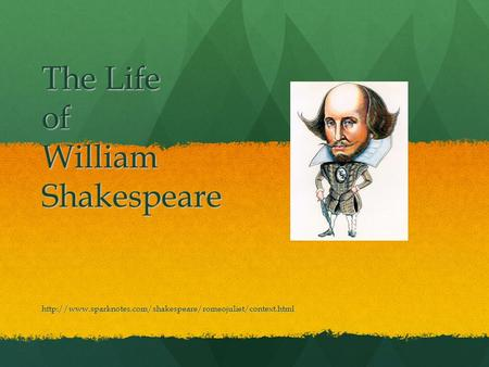 the early life family and literary career of william shakespeare William shakespeare's life and works a shakespeare's early life william shakespeare was the son of john shakespeare, an alderman and a successful glover originally from snitterfield, and mary arden, the daughter of an affluent landowning farmer.