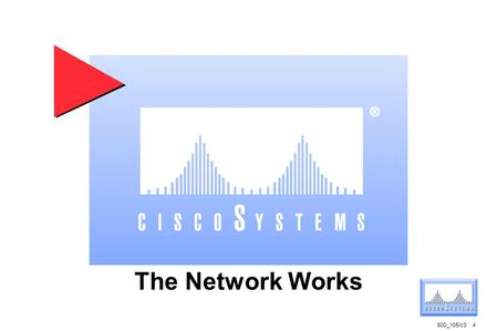 The Network Works 800_105/c34. 050_015/c12 Current LAN Technologies 10/100Mbs to the desktop 100Mbs or 1000Mbs to servers Wireless LAN Gigabit between.