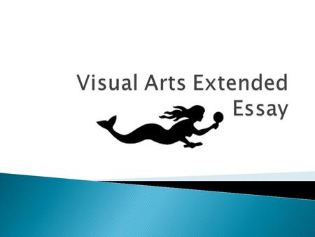 VA Extended Essay effectively addresses a particular issue or research question appropriate to the visual arts  Art Styles  Architecture  Design 