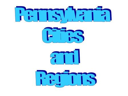 Pennsylvania is located in the northeast region of the United States of America.
