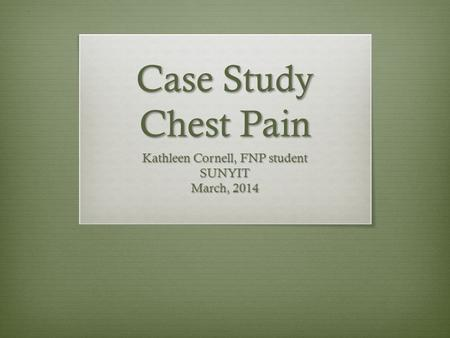 fnp case study I have never written one (a case study) before and would like to see an example of a case study anyone have suggestion of a good website for that.