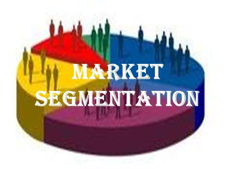 Market segmentation. A market is a group of potential customers with similar needs who are willing to exchange something of value with sellers offering.