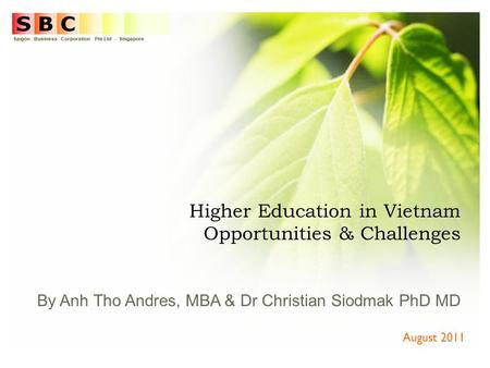 Higher education in kenya challenges