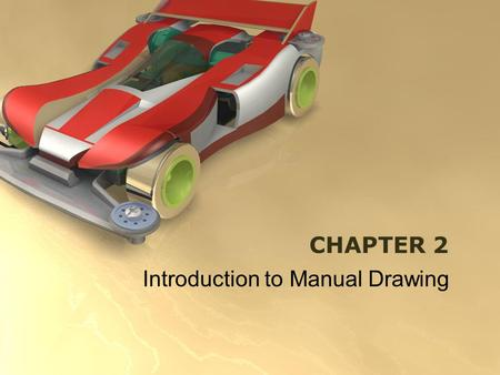 CHAPTER 2 Introduction to Manual Drawing. adzly anuar © 2001-2004 2 Contents Drawing tools Drawing sheets and layout Lettering Lines Scale Abbreviations.