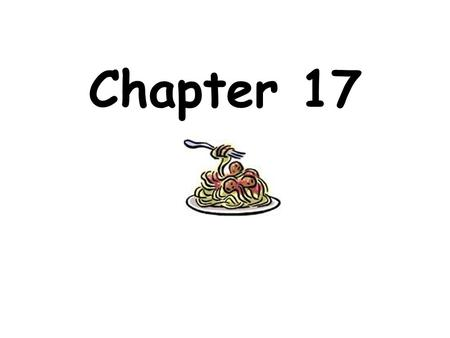 Chapter 17. What does neuter mean? neither masculine nor feminine What is the neuter rule? nominative and accusative are the same.