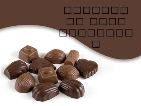 Free Powerpoint Templates Page 1 Free Powerpoint Templates Indulge in Dark Chocolat e.