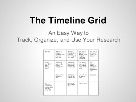 An Easy Way to Track, Organize, and Use Your Research