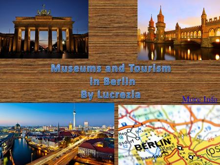 More Info. Index Museums in Berlin Alte Nationalgalerie Bode Museum Pergamon Museum Museum of Photography Brücke Museum Brücke Museum Jewish Museum Berlin.