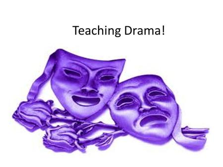Teaching Drama!. MARK ANTONY'S FUNERAL ORATION From: Julius Caesar by William Shakespeare Friends, Romans, countrymen, lend.