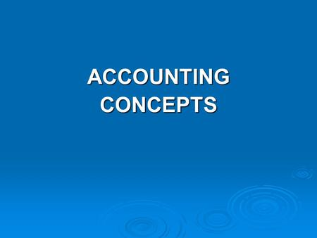 ACCOUNTING CONCEPTS. BASIC CASH FLOW MODEL  REVENUES = PRICE * VOLUME = R  SALVAGE = VALUE OF CAPITAL AT THE END OF THE PROJECT LIFE = S  PROFIT =