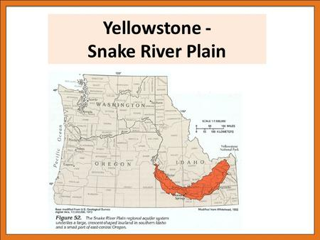 Yellowstone - Snake River Plain. Geography -Snake River Valley is comprised of two sections. The Western is a fault bounded graben while the Eastern section.
