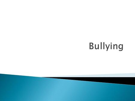  October is bullying prevention month.  We focus more on solutions to bullying during the month of October on a school-wide level, but bullying is an.