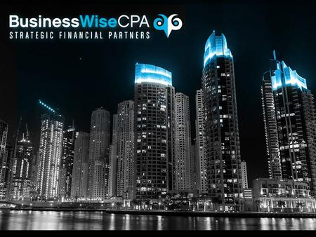 "1. 2 WHAT MAKES US UNIQUE OVERVIEW Licensed CPA Firm: Unlike many ""Outsourced CFOs"" and bookkeeping firms, we are regulated by several governing bodies."