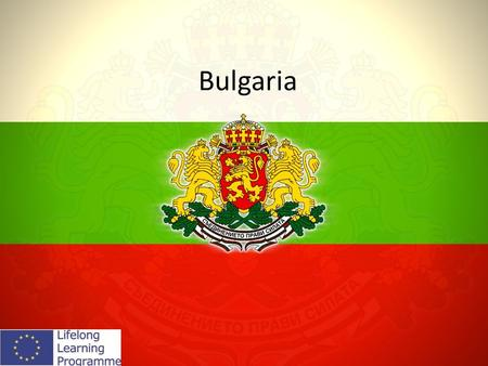 Bulgaria. Bulgaria was established in 681 by khan Asparuh. The country is located in Southeastern Europe. It is bordered by Romania to the north, Serbia.