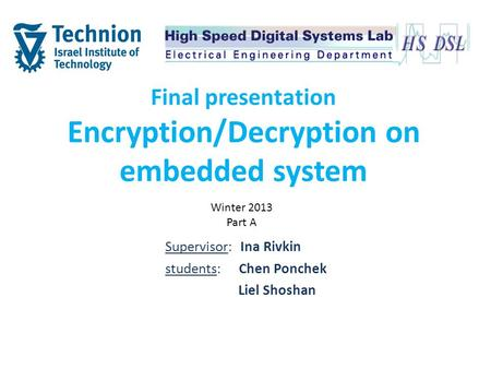 an introduction to encryption and decryption 21 quick & dirty introduction to complexity theory   e) now alice and bob  can use s as their secret key to encrypt and decrypt messages outside of this.