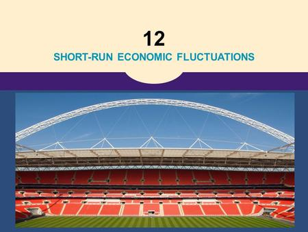 12 SHORT-RUN ECONOMIC FLUCTUATIONS. Copyright © 2010 Cengage Learning 8 Aggregate Demand and Aggregate Supply.