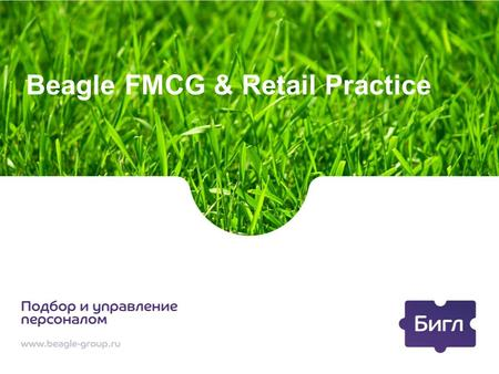 Beagle FMCG & Retail Practice. Beagle is a federal recruitment company which provides a comprehensive range of staff recruitment and management services.