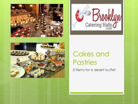 Cakes and Pastries 5 items for a desert buffet.  m/oreo-stuffed-cupcakes- cookies-cream-frosting-easy- dessert-recipe/